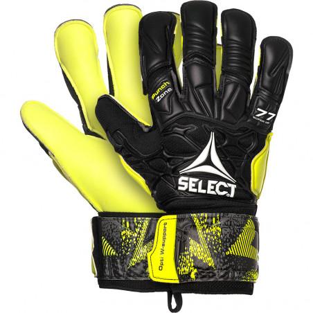 Meczowe rękawice...