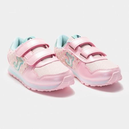 Buty dziewczęce na rzep...