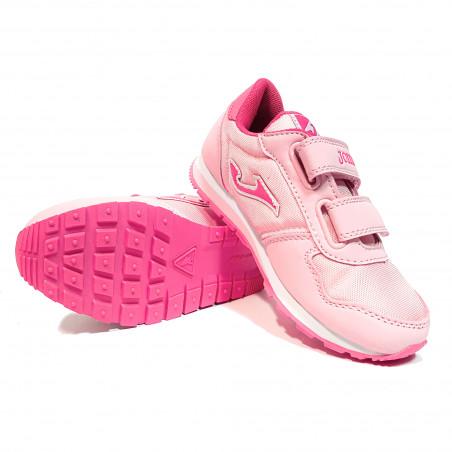 Dziewczęce buty na rzep...