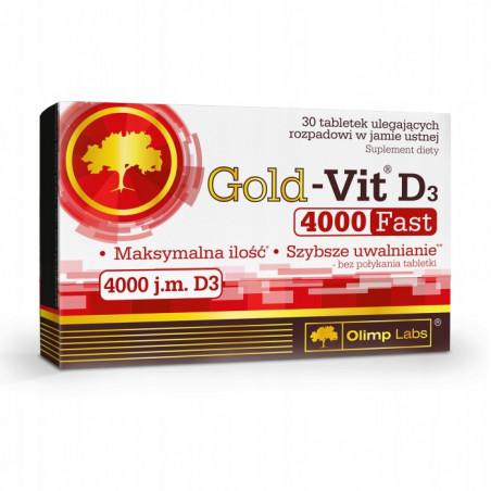 Witaminy Olimp Gold-Vit D3...