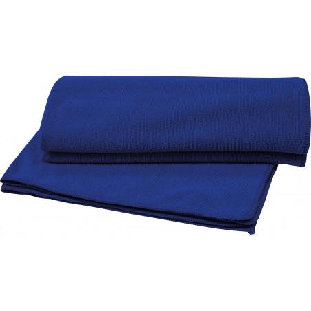 Ręcznik sportowy niebieski
